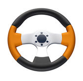 Racing Wheel  — Stock Photo
