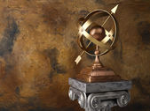 Armillary sphere — Stock Photo