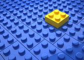 Lego Game  — Stock Photo