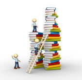 Aspiration to knowledge!  — Stock Photo