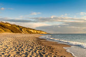 Playa del mar báltico — Foto de Stock