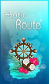 Exotic Route — Foto Stock