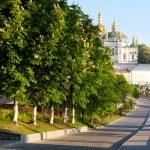 Kiev Pechersk Lavra Orthodox Monastery — Stock Photo #50887455