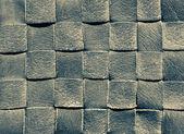 Ashen leather background — Stock Photo