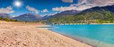 озеро мост сер понкон — Стоковое фото