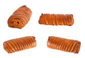 Homemade rolls buns — Stock Photo