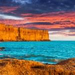 Beautiful summer seascape. — Stock Photo #50890037
