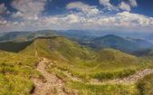 Lato w górach — Zdjęcie stockowe