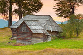Old house in the mountains. — Stock Photo