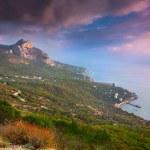 Cape St. Elias. Crimea — Stock Photo #50970051