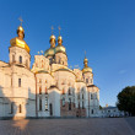Kiev Pechersk Lavra Orthodox Monastery — Stock Photo #50971937