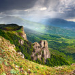 Mountains before the rain — Stock Photo #50977381