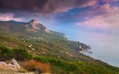 Cape St. Elias. Crimea — Foto de Stock
