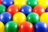 Multicolored balloons — Stock Photo