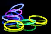 Glow sticks — Stock Photo