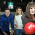Постер, плакат: Bowling Game