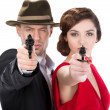 Gangsters — Stock Photo #51132705