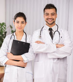 Doctor Indian — Stock Photo