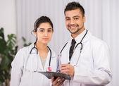 Doctor Indian — Zdjęcie stockowe