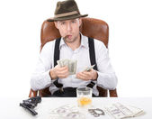 Gangster — Stock Photo
