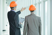 Construction Workers — Stock Photo