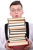 Intelligent Student — Stock Photo