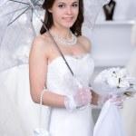 Buying Wedding Dress — Stock Photo #51164561
