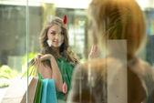 Shopping — Fotografia Stock