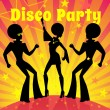 Disco party — Stock Vector #51117937