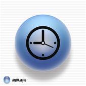 时钟图标 — 图库矢量图片