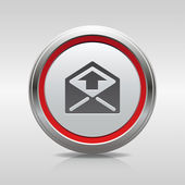 Mail icon — Stock Vector