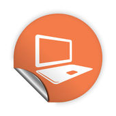 Computerpictogram — Stockvector