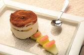 Sweet Tiramisu — Stock Photo