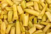 Yellow beans — Stock Photo