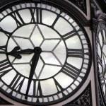 ������, ������: Railway Station Clock