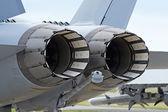 Jet engines — Stock Photo