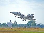 Boeing FA-18EF Super Hornet — Stock Photo