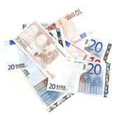 Eurozone currency — Stock Photo