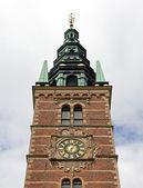 Frederiksborg Castle Tower — Stock Photo