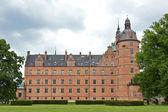 Valloe Castle, Denmark — Stock Photo