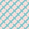 Seamless classic geometric pattern in pastel. — Stock Vector #51801153