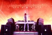 Alesso, Swedish DJ performs — Stock Photo