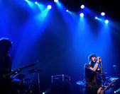 Vetusta Morla band performs — Stock Photo