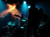 The Cinematics band concert — Stock Photo