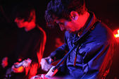 The Pains of Being Pure at Heart — 图库照片