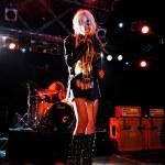 ������, ������: Taylor Momsen performs