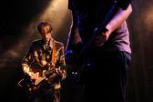 Deerhunter  band  performs — Stock Photo