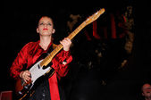 Anna Calvi performs — Foto de Stock