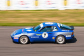 Carro de corrida clássico — Foto Stock