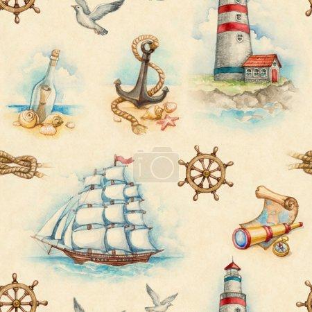 Юный мореплаватель